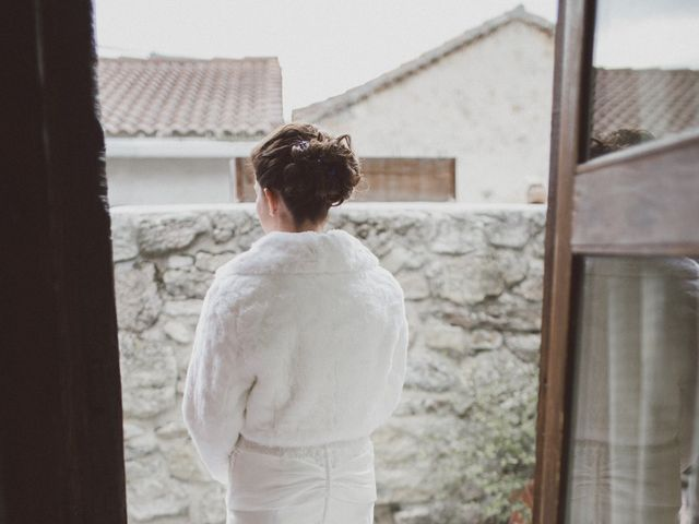 La boda de Jesus y Rebeca en Pinilla Del Valle, Madrid 38