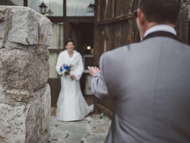 La boda de Jesus y Rebeca en Pinilla Del Valle, Madrid 41