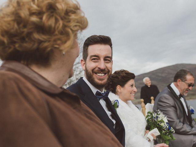 La boda de Jesus y Rebeca en Pinilla Del Valle, Madrid 52