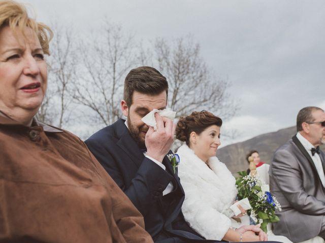 La boda de Jesus y Rebeca en Pinilla Del Valle, Madrid 55