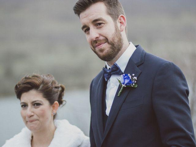La boda de Jesus y Rebeca en Pinilla Del Valle, Madrid 61