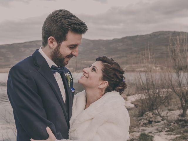 La boda de Jesus y Rebeca en Pinilla Del Valle, Madrid 63
