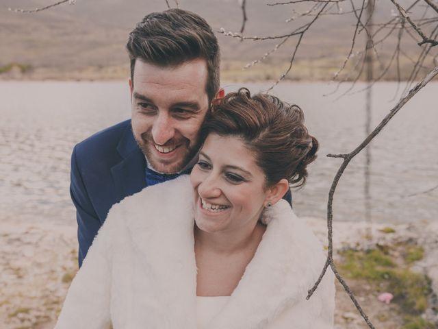 La boda de Jesus y Rebeca en Pinilla Del Valle, Madrid 64