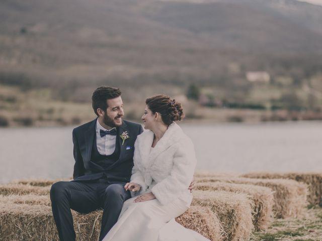 La boda de Jesus y Rebeca en Pinilla Del Valle, Madrid 66