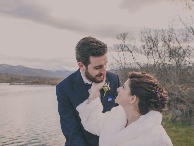 La boda de Jesus y Rebeca en Pinilla Del Valle, Madrid 67