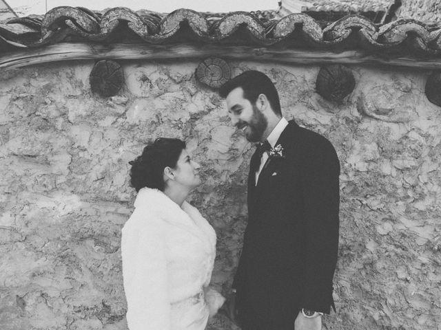 La boda de Jesus y Rebeca en Pinilla Del Valle, Madrid 68