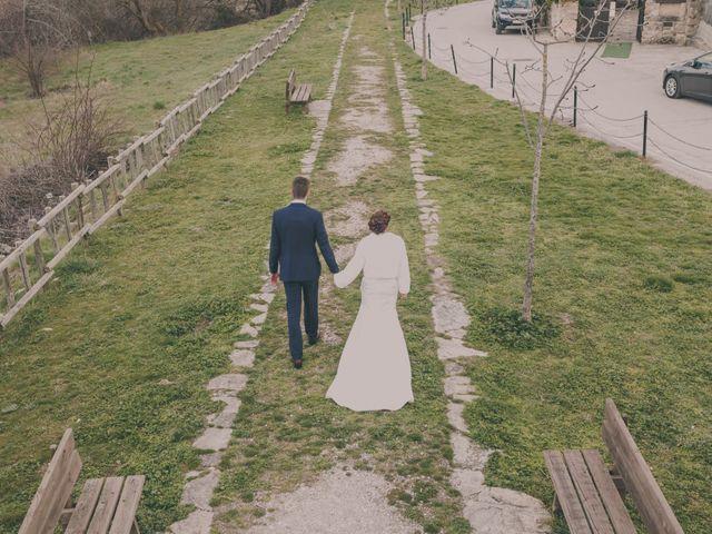 La boda de Jesus y Rebeca en Pinilla Del Valle, Madrid 69