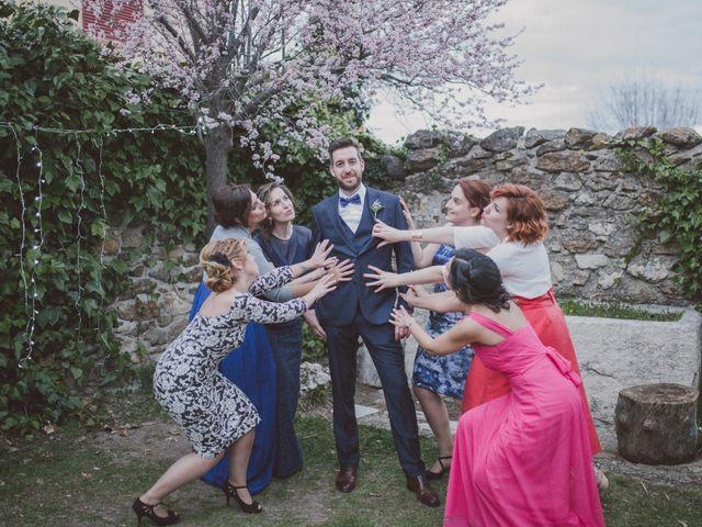 La boda de Jesus y Rebeca en Pinilla Del Valle, Madrid 70