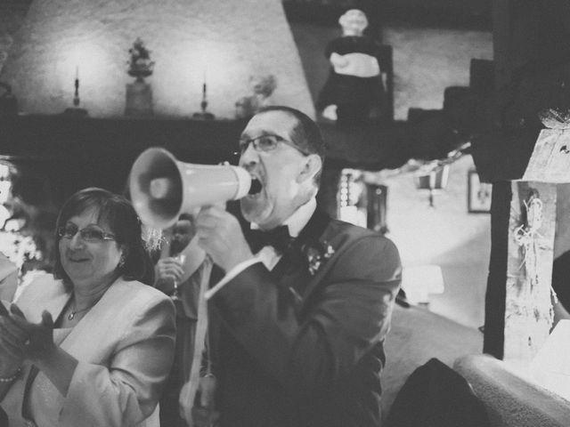 La boda de Jesus y Rebeca en Pinilla Del Valle, Madrid 71