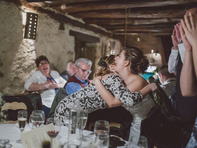 La boda de Jesus y Rebeca en Pinilla Del Valle, Madrid 73