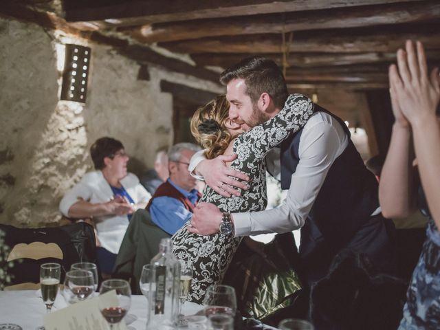 La boda de Jesus y Rebeca en Pinilla Del Valle, Madrid 74