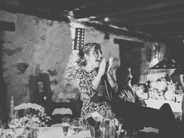 La boda de Jesus y Rebeca en Pinilla Del Valle, Madrid 75