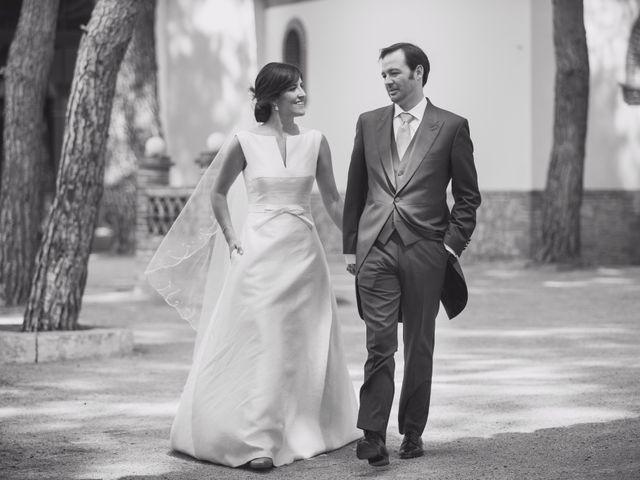 La boda de Maria y Javier