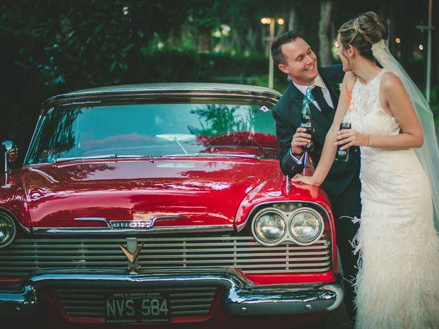 La boda de Begoña y Borja