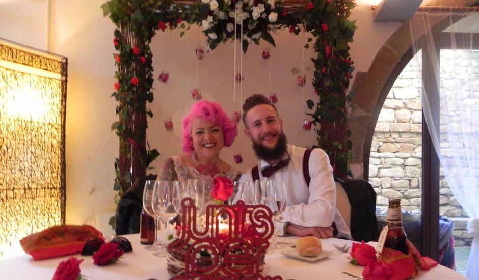 La boda de Dani  y Lucía  en Jorba, Barcelona