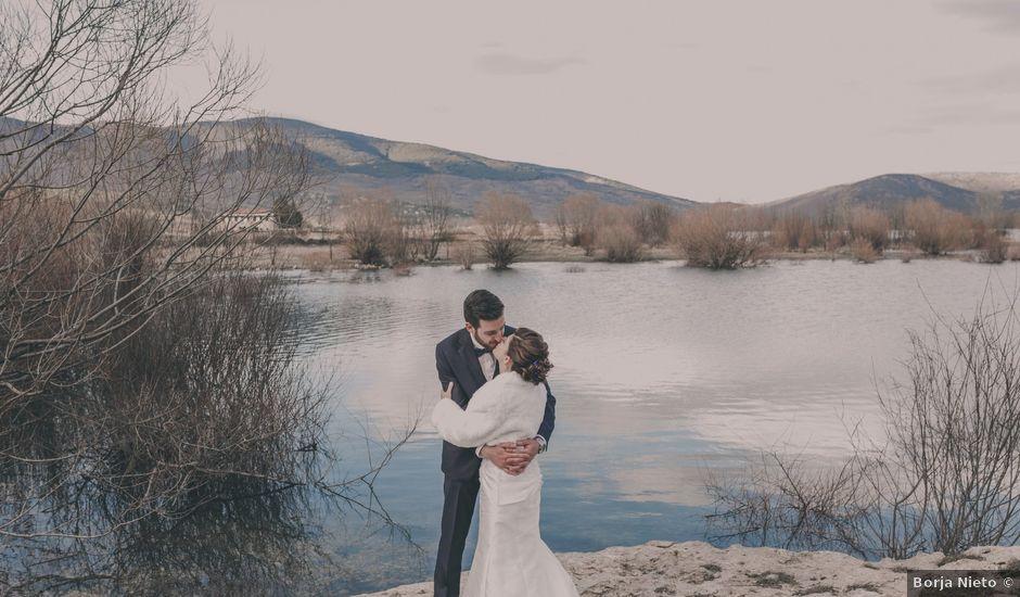 La boda de Jesus y Rebeca en Pinilla Del Valle, Madrid