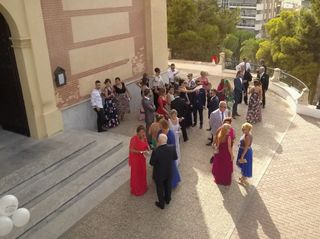 La boda de Andrea y Antonio 1