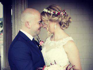 La boda de Elena y Jorge 1