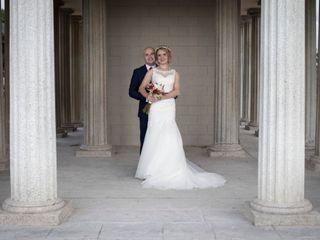 La boda de Elena y Jorge