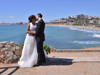 La boda de Marc y Cristina