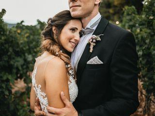 La boda de Anna y Tim