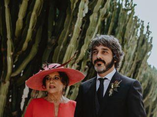 La boda de Estafania y Nando 2
