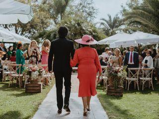La boda de Estafania y Nando 3
