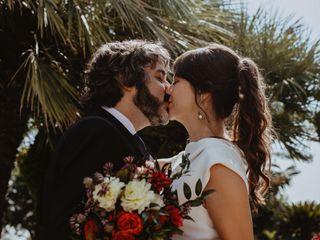 La boda de Estafania y Nando