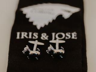 La boda de Iris y José 3