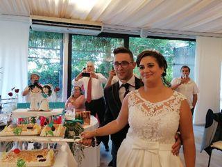 La boda de Jenifer y David