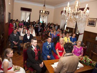 La boda de Mónica y Efrén 2
