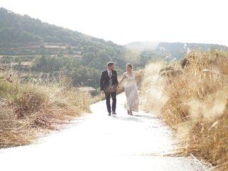 La boda de Jaume y Almudena