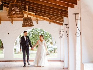 La boda de Artiom y Elisa