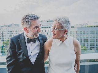 La boda de Vicky y Toni