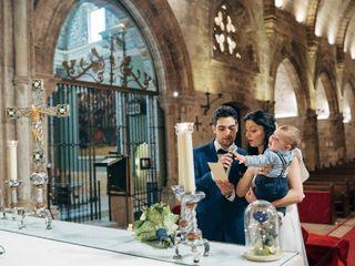 La boda de Iulia y Rubén  1