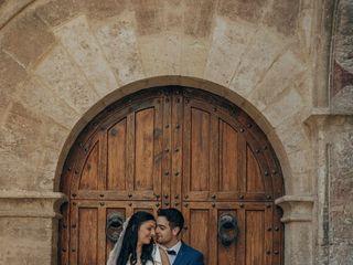 La boda de Iulia y Rubén  2
