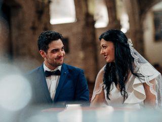 La boda de Iulia y Rubén