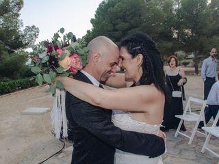 La boda de Mery y Juky