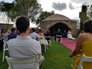 La boda de Giorgi y Xavi 1