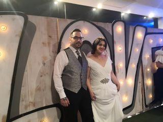 La boda de Dulce y Alberto