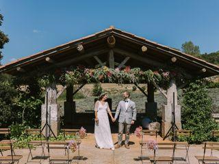 La boda de Laura y Josep Maria