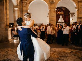La boda de Fátima y José Antonio