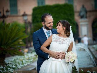 La boda de María Isabel y Andrés 1