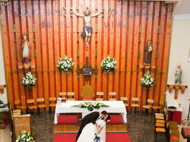 La boda de Miguel DJ y Carmen en Ponferrada, León 21