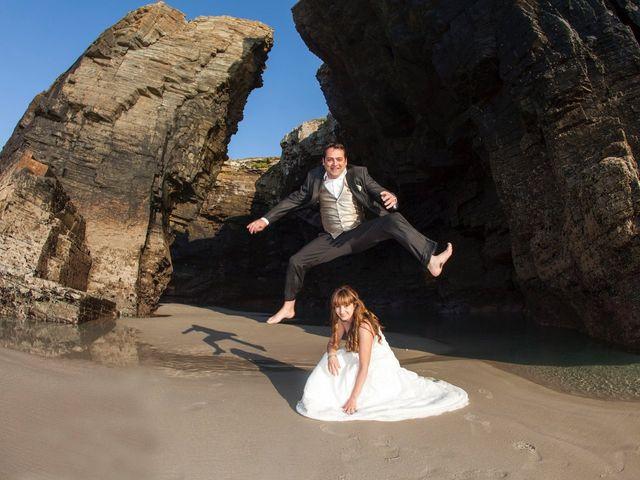 La boda de Miguel DJ y Carmen en Ponferrada, León 29