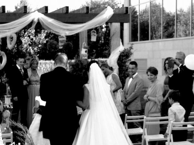 La boda de Sergio y Nadia en Vilalba, Lugo 16