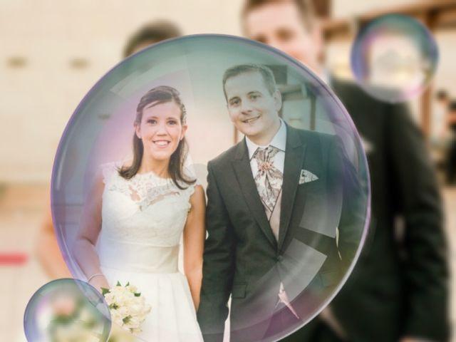 La boda de Sergio y Nadia en Vilalba, Lugo 17