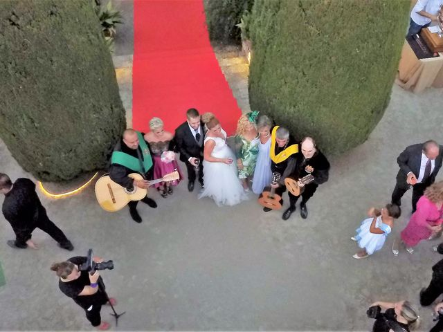 La boda de Antonio y Andrea en Motril, Granada 15