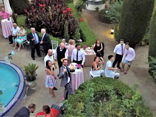La boda de Antonio y Andrea en Motril, Granada 19