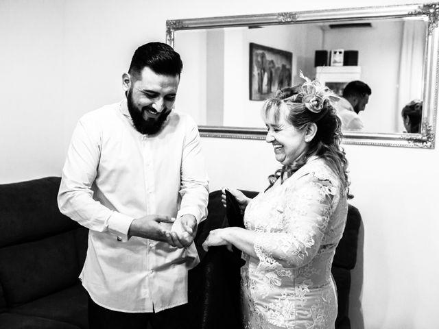La boda de Christian y Sara en Dos Hermanas, Sevilla 4